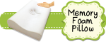 Memory Foam Pillow ( Bantal )