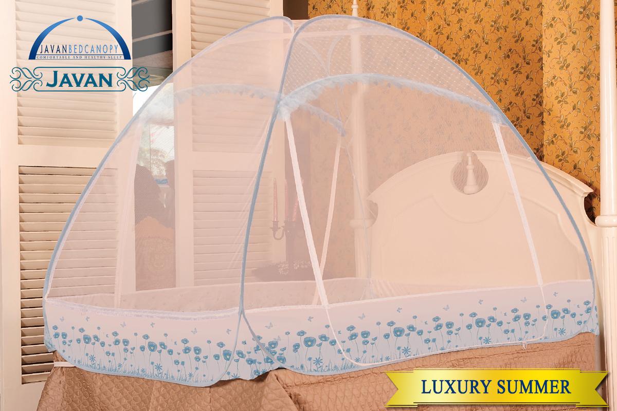 Produk Kelambu Tidur Lipat 180x200cm
